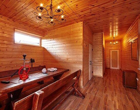 баня на дровах 3